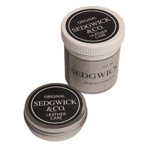 Sedgwicks Leather care - 65ml (L), 400ml (R)