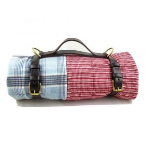 ESB Leather blanket carrier (Blanket not as supplied)