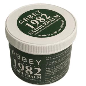 Abbey 1982 Saddlebalm 500ml